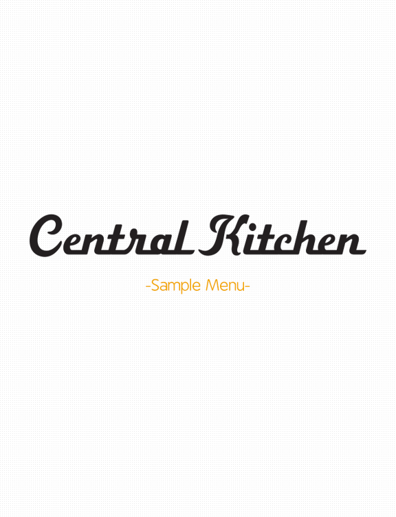 central kitchen restaurant at the lorenzo. Interior Design Ideas. Home Design Ideas